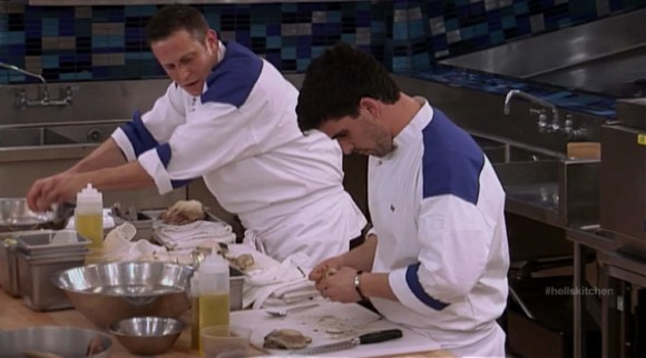 How To Cook Resitto On Hells Kitchen