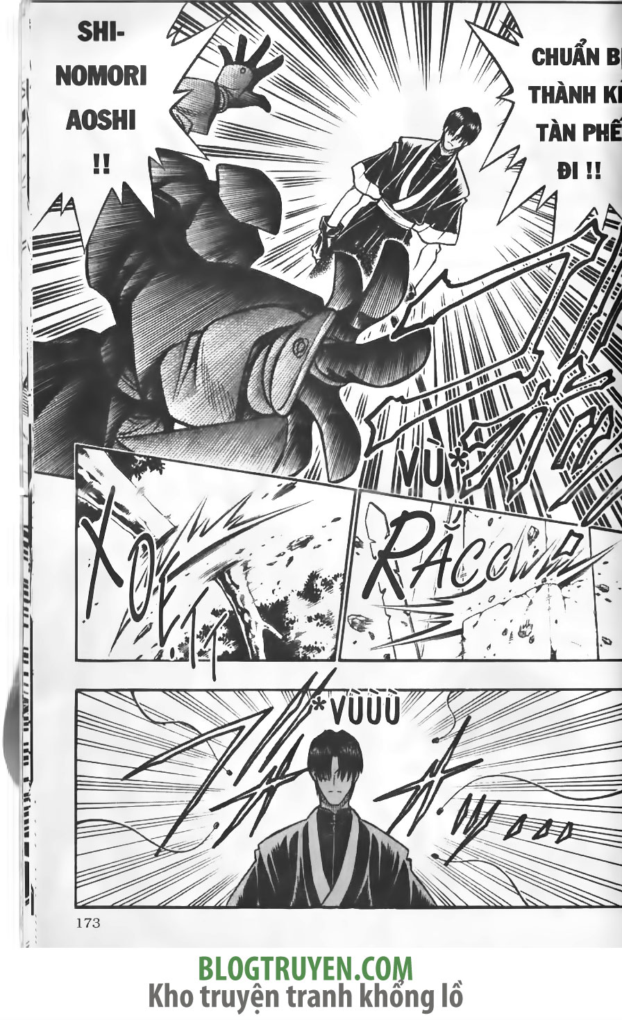 Rurouni Kenshin chap 216 trang 7