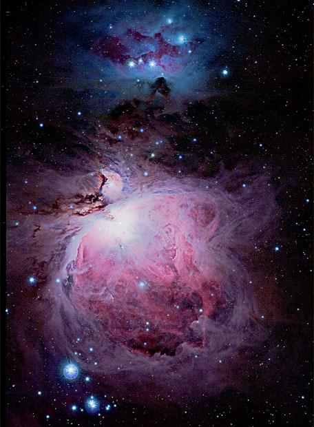 orion nebula tattoo - 456×620