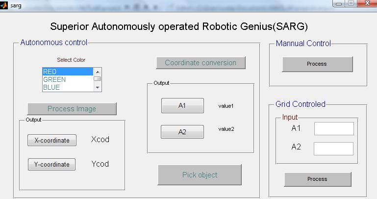 MyTechPost: Robotic Arm Control using Image Processing in MATLAB