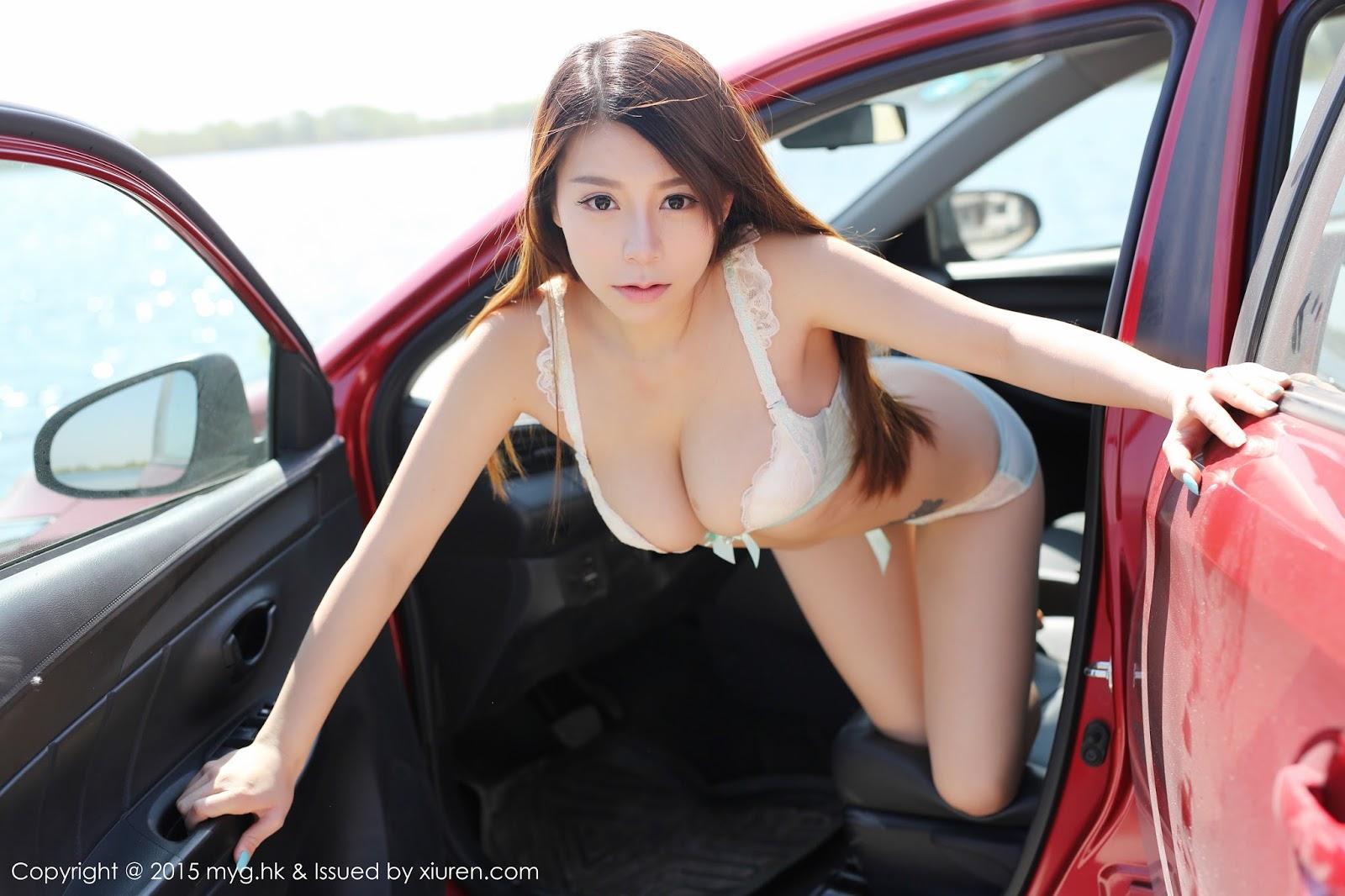 MyGirl - Vol.110 Vetiver (49 pics) - New Vetiver Jia Bao Bei Er gravure chinesse girl china
