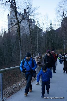 Rota Romântica - Neuschwanstein