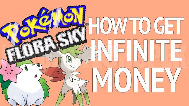 pokemon flora sky download gba emulator