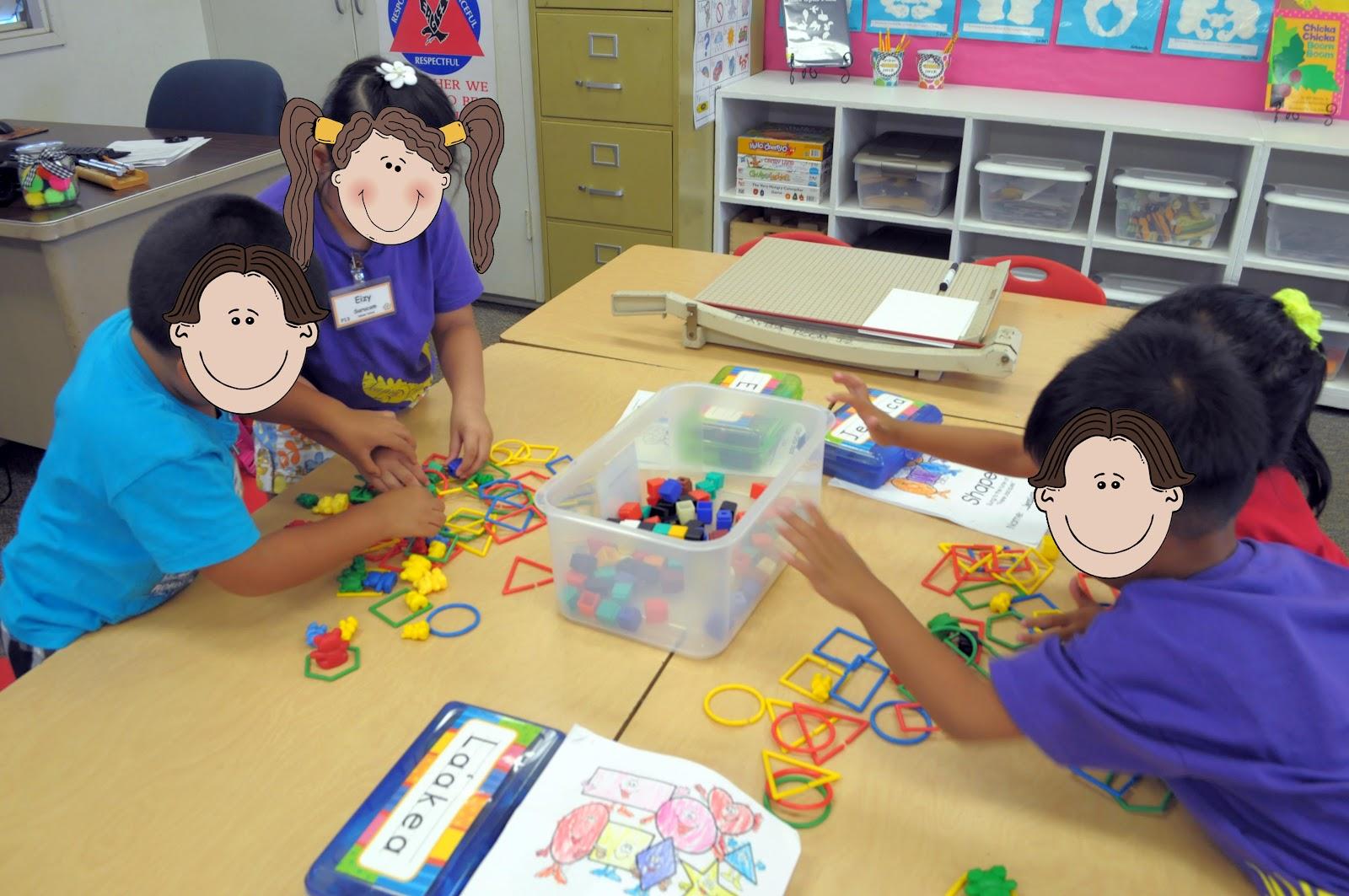Mrs Riccas Kindergarten Sorting Activities