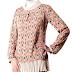 Contoh Model Baju Batik Muslim untuk Remaja Terbaru 2017