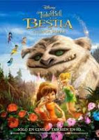 Tinkerbell y la bestia de Nunca Jamas (2014) online y gratis
