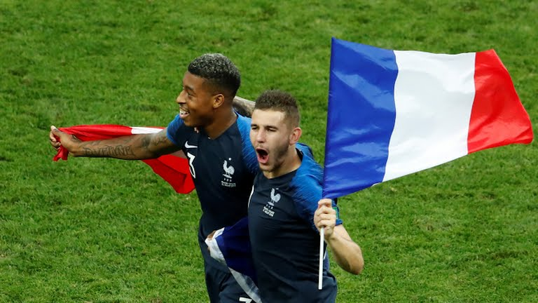 France -2018 FIFA World Cup Winner