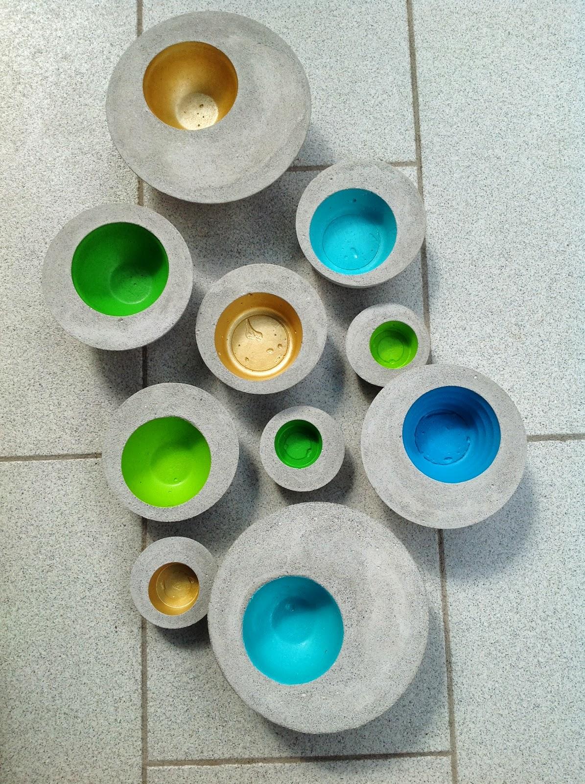 asymmetrische betonschalen. Black Bedroom Furniture Sets. Home Design Ideas