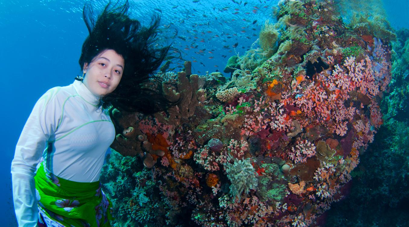 wisata indonesia adalah di bagian timur paling indah dan seger