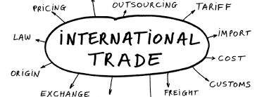The origin of the exchange market