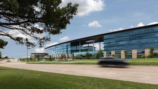 Toyota Opens North American Headquarters in Texas
