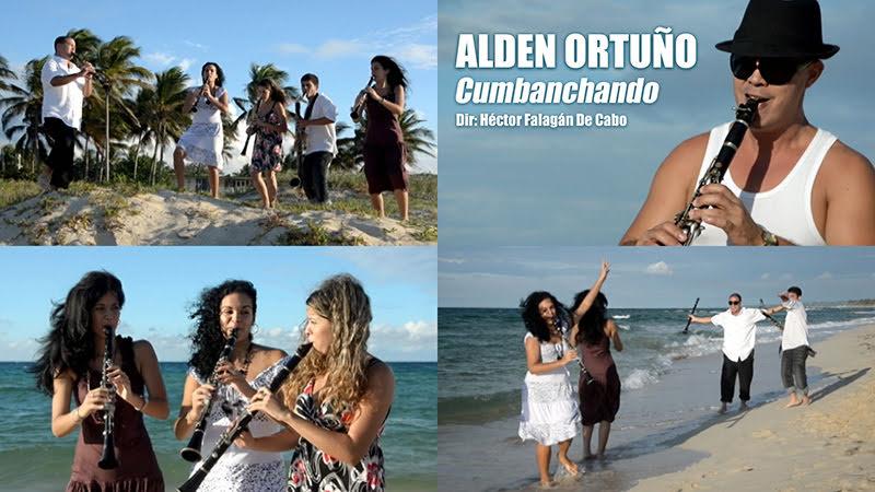 Alden Ortuño Cabezas - ¨Cumbanchando¨ - Videoclip - Dirección: Héctor Falagán De Cabo. Portal del Vídeo Clip Cubano