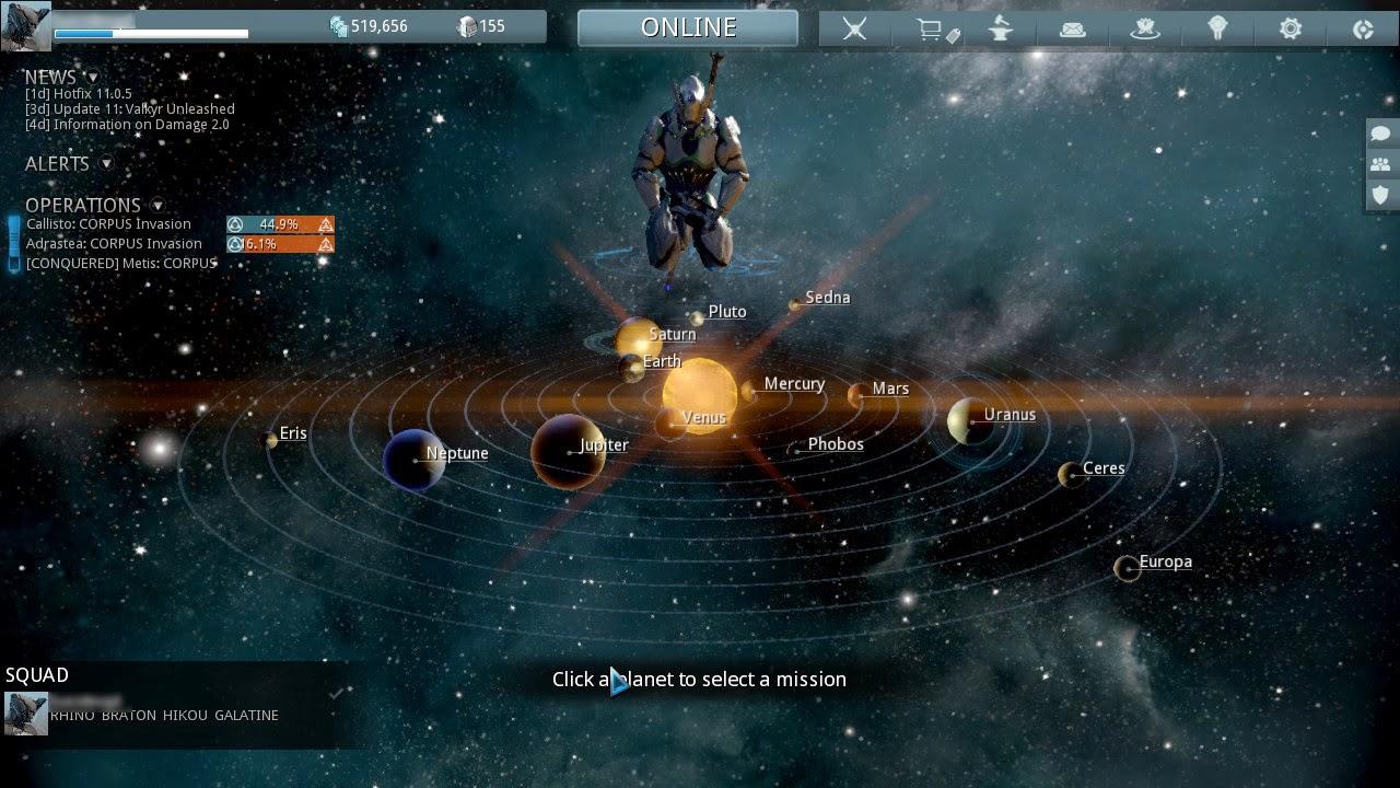 warframe how many planets - photo #16