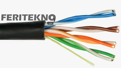 pengertian dan perbedaan kabel utp stp 3