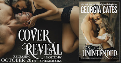 Cover Reveal & Giveaway:  Unintended – Georgia Cates