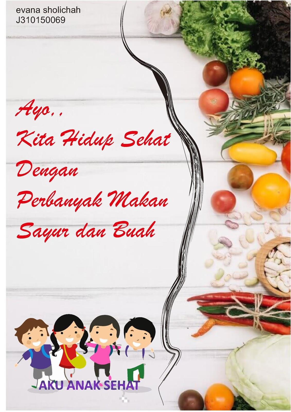 Paling Populer 11+ Gambar Poster Makanan Sehat - Gani Gambar