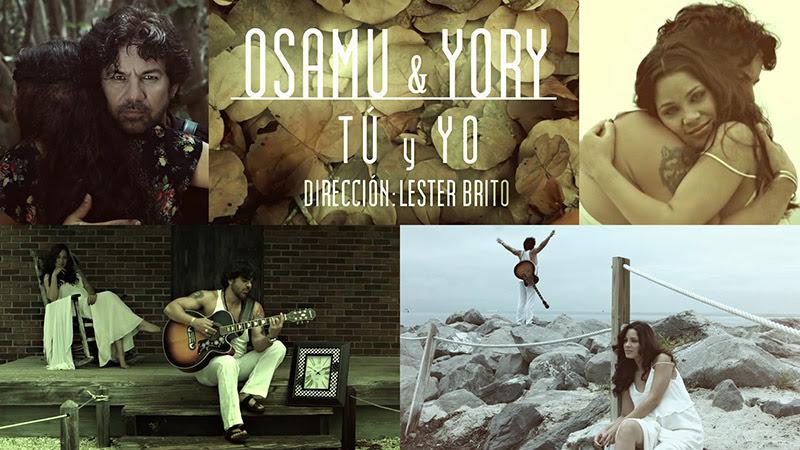 Osamu y Yory - ¨Tú y Yo¨ - Videoclip - Dirección: Lester Brito. Portal Del Vídeo Clip Cubano