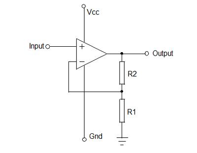 Non-Inverting Amplifier
