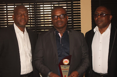 TPT MD Receives 'Most Outstanding PR Personality of the Year' Award