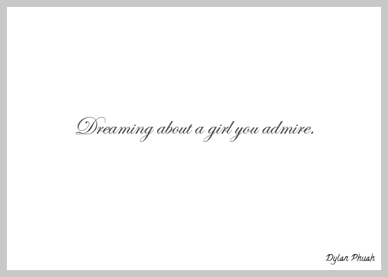 Dream Girl Quotes