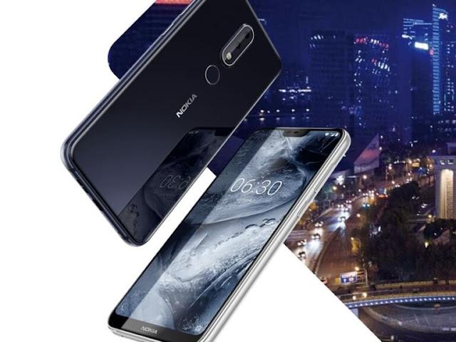 مواصفات وسعر هاتف  Nokia X6 الجديد بالصور والفيديو
