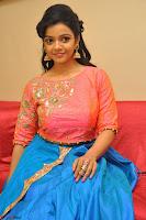 Nithya Shetty in Orange Choli at Kalamandir Foundation 7th anniversary Celebrations ~  Actress Galleries 101.JPG
