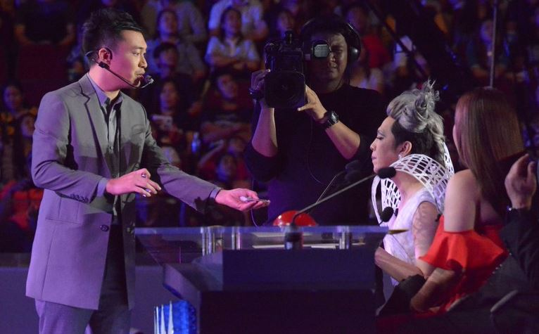 Magician Ody Sto. Domingo warms hearts with PGT Finals act.