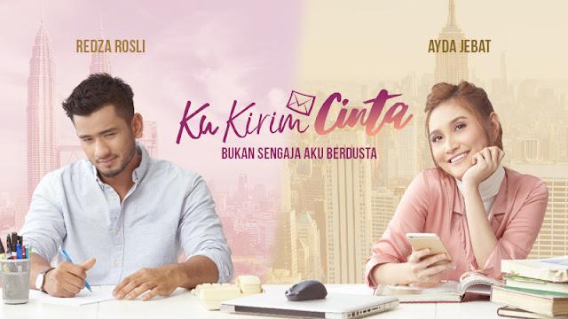 Ending, Drama Melayu, Drama Bersiri, Slot Akasia, TV3, Ku Kirim Cinta, Drama Ku Kirim Cinta, Cinta, First Love, Cinta Tak Kesampaian, Watak, Nisha, Zarul, Farhan, Liana, Pelakon, Redza Rosli, Ayda Jebat, Julia Farhana Marin, Fizz Fairuz, Ending, Episod Akhir, 28 Episod, Happy Ending, Sweet Ending,