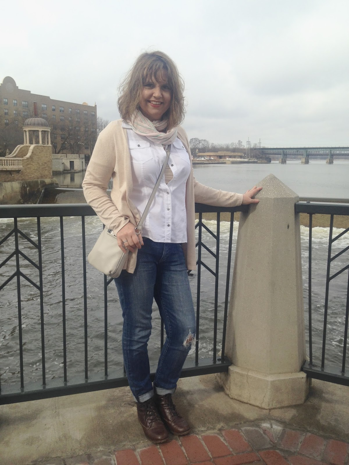 Amy's Creative Pursuits: What I Wore To St. Charles