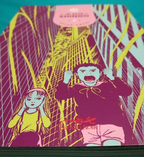 Je suis Shingo de Kazuo Umezu - tome 2Fauve d'Angoulême Prix du Patrimoine 2018
