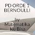 Persamaan Diferensial Orde Satu Bernoulli