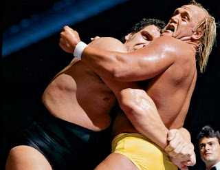 WrestleMania 3 Hulk Andre