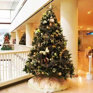 """Dekorasi Natal terbaru Unik dan terbaik karya Gereja Betel Tabernakel """"Yesus Alfa Omega"""