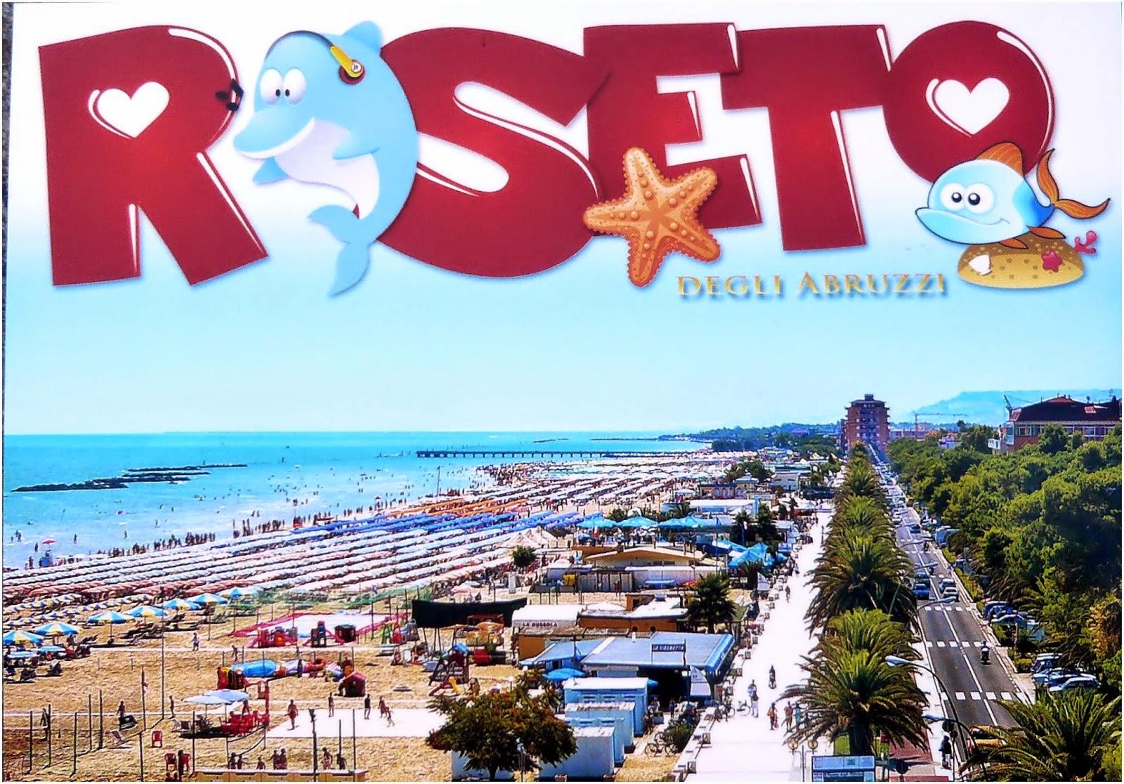 degli abbruzzi, roseto, it, mare, zee, beach , mer,