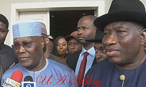 PDP will return to power in 2019, by Jonathan, Atiku