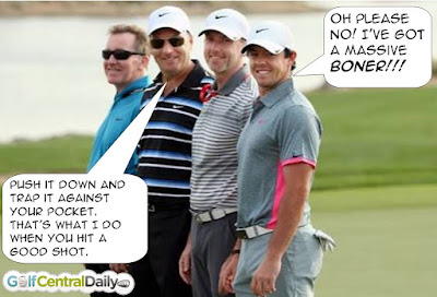 Rory McIlroy Funny