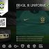 PES 6 | Brasil 3º Uniforme 2017 | By: Wesl Kitmake
