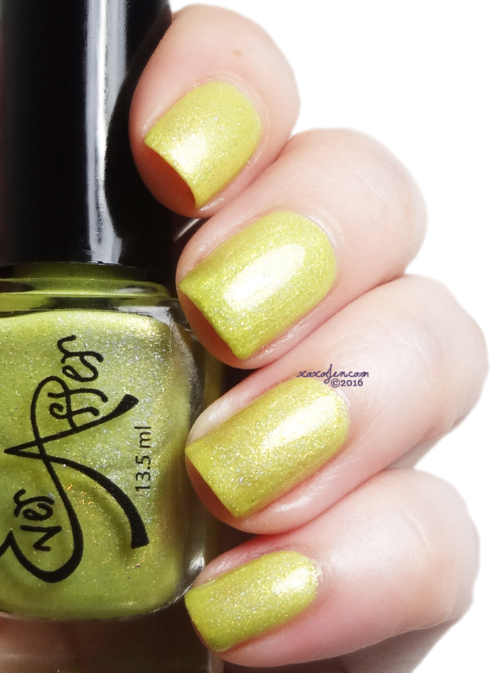 xoxoJen's swatch of Ever After Peep Show