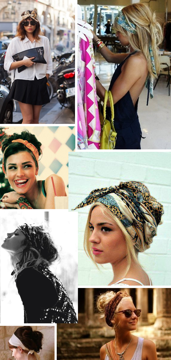 hair scarf styles obsessed scarves 1734