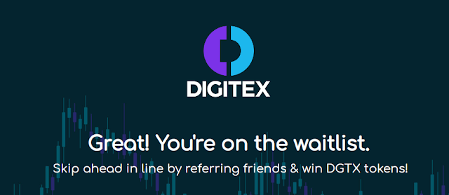 Join the Digitex Airdrop and Make $90