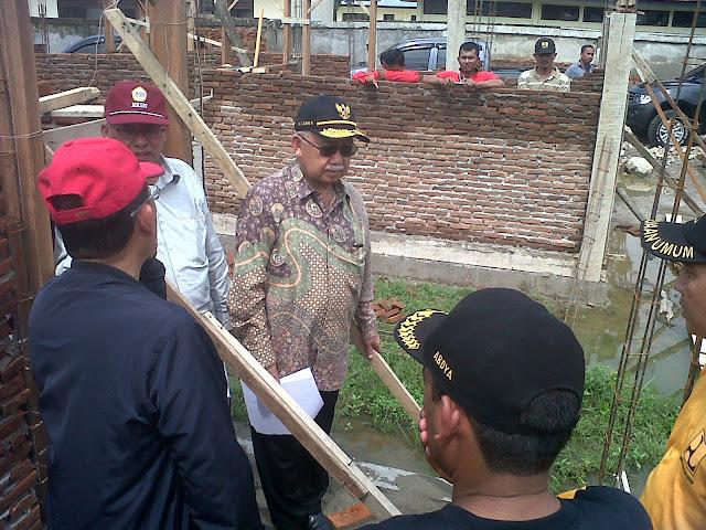 Gubernur Aceh Tinjau Proyek Rp14 Miliar di Abdya