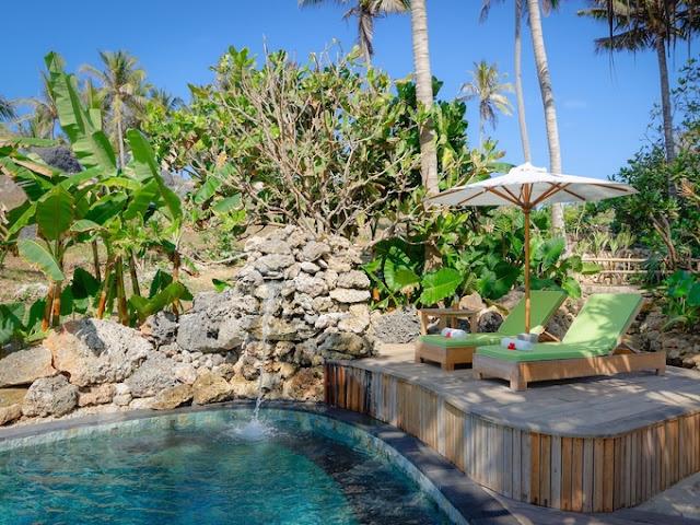 Resort tốt nhất với hồ bơi sinh thái nhỏ xinh