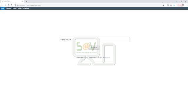 Search.parazipper.com (Hijacker)