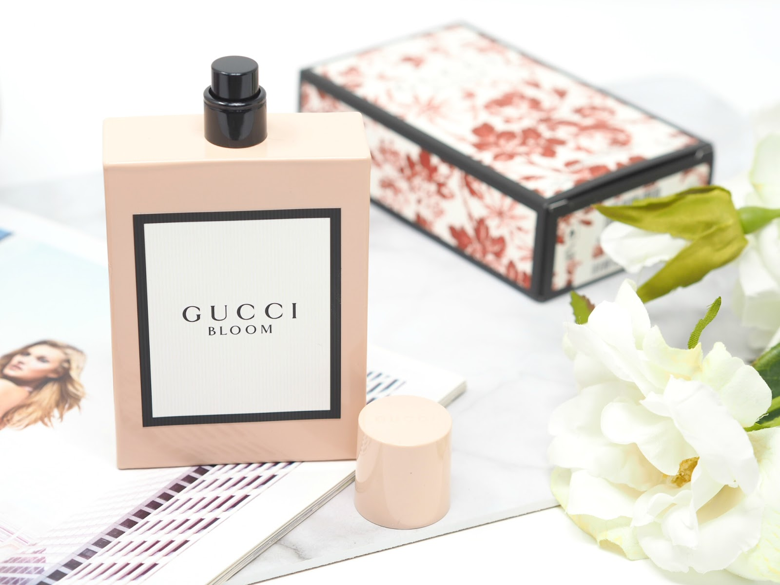 gucci bloom blog review john lewis signature scent service
