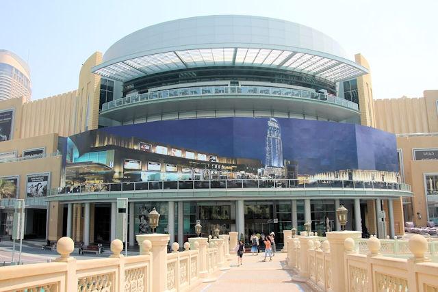 Dubai Mall (C) JUREBU
