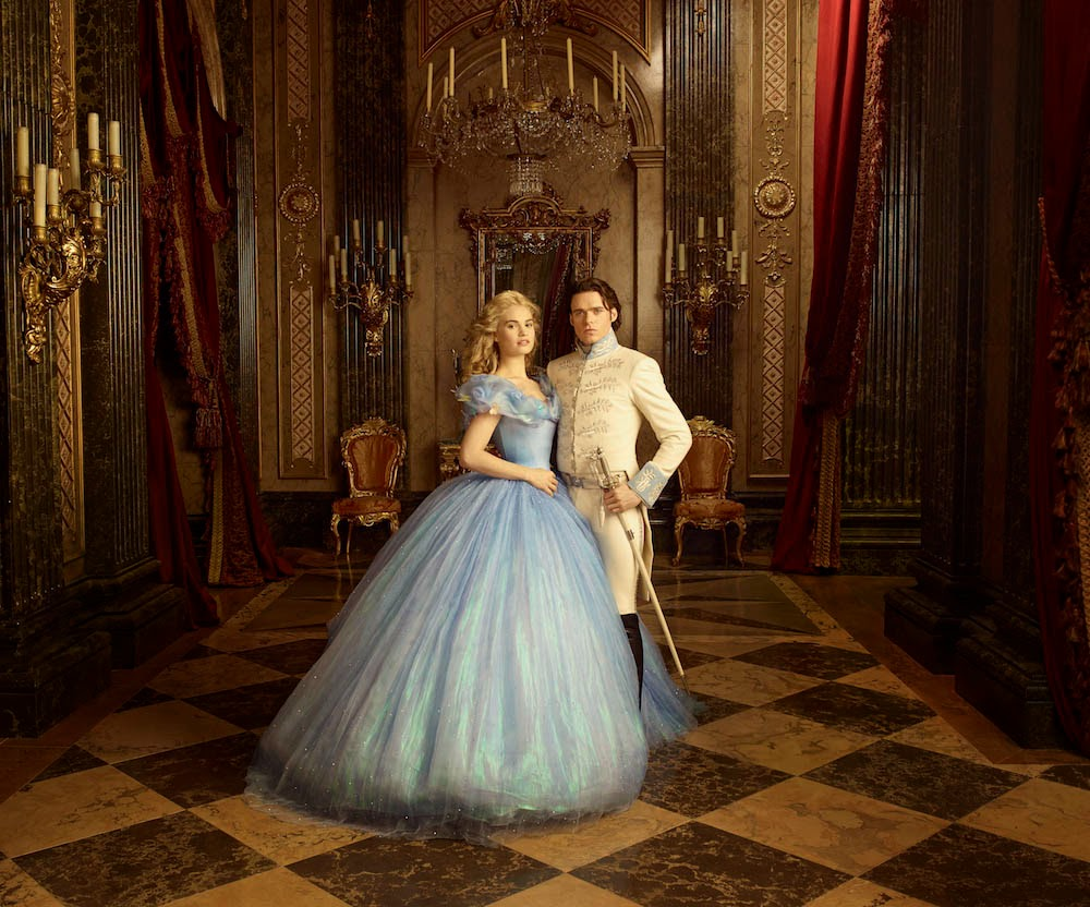 the journey: #144 movie review : Cinderella