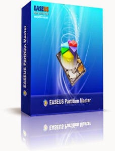 Easeus Partition Master, partition free, freeware utilities, software gratis, aplikasi komputer, harddisk partisi, install ulang windows
