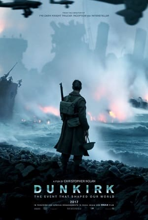 Dunkirk Torrent 1080p / 720p / BDRip / Bluray / FullHD / HD Download