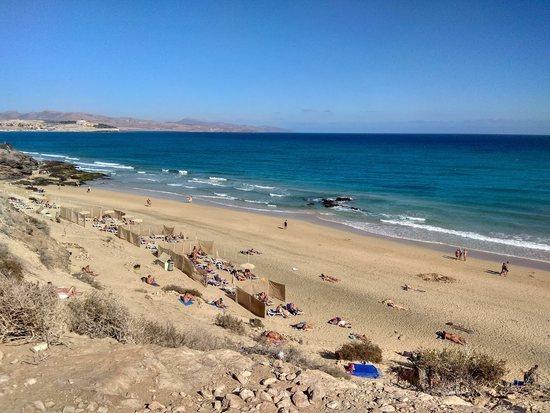 Spiaggia ampia fuerte