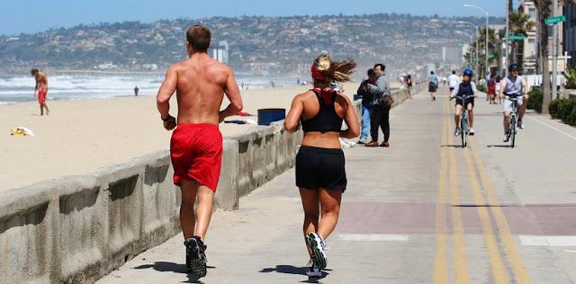 Onde comprar tenis de corrida em San Diego